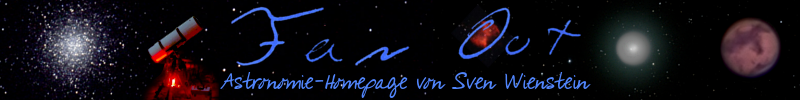 Far Out - meine Astronomie-Homepage